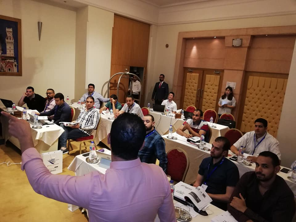 HCSP- Training – JUNE 2019  FRIST TIME IN EGYPT